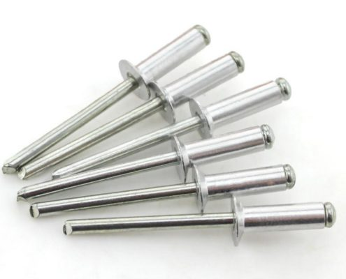 Pop Riveting - Pop Rivets - Screw Distributors